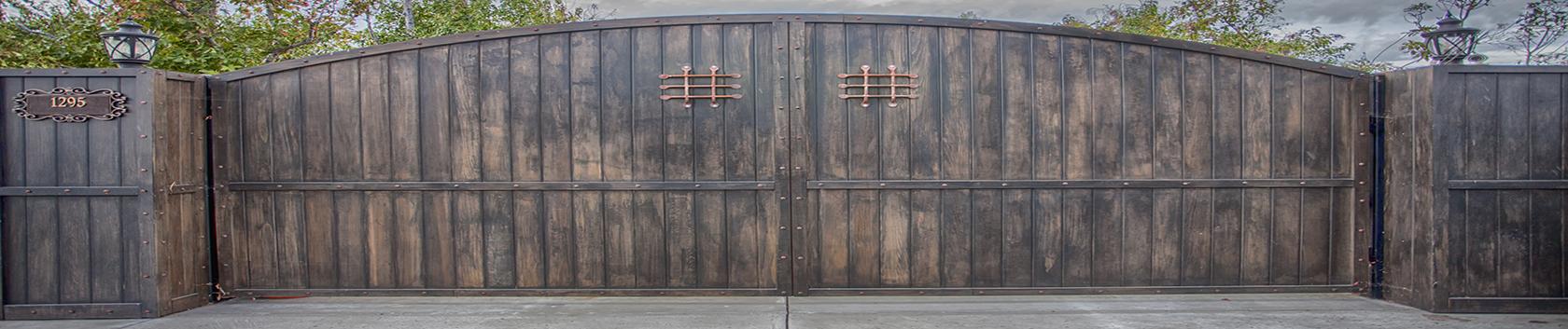 Custom Gate Design Custom Driveway Gates